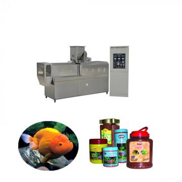 Floating Fish Feed Machine Pellet Extruder Sinking Fish Food Equipment Processing Line Plant