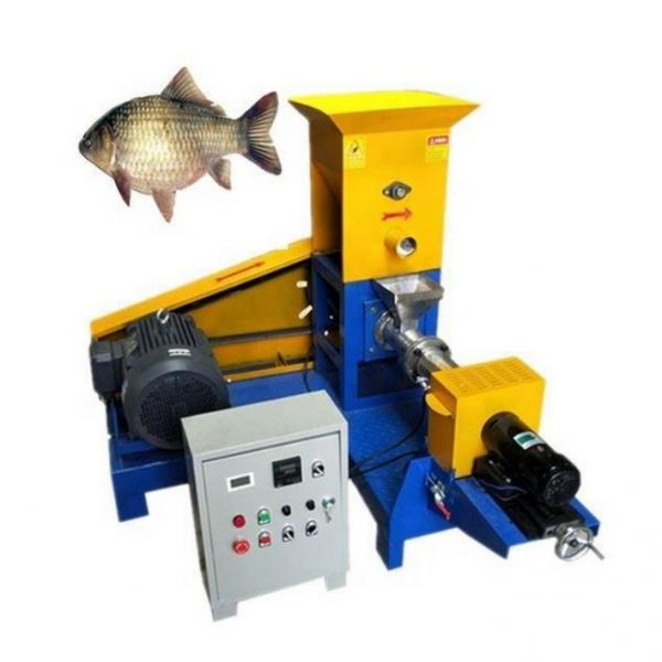 Ring Die for Automatic High Quality Dry Type Floating Fish Feed Pellet Extruder Machine From China