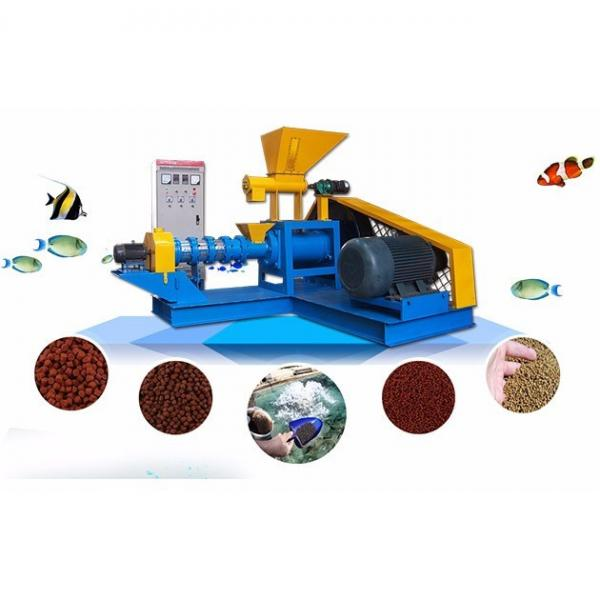Dry Type Floating Fish Feed Extruder