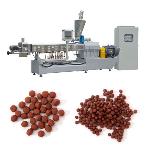 Floating Fish Feed Pellet Machine Fish Feed Extruder