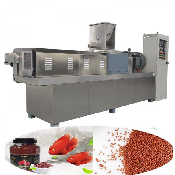 floating and sinking fish feed production line making machine