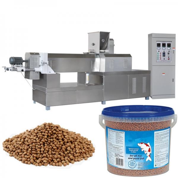 Ce Approved Pet Fish Feed Making Pellet Mill Fish Feed/Food Pelletizer