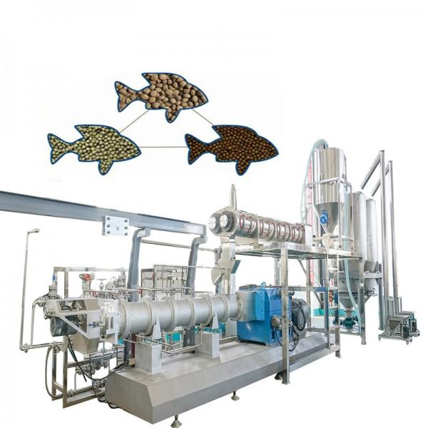 5t/H Automatic Cow Chicken Cattle Poultry Animal Feed Processing Plant Animal Feed Production Line Unit, Feed Pellet Processing Machine Floating Fish Feed Mill
