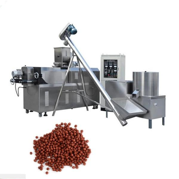 Sinking and Floating Fish Food Making Machinery