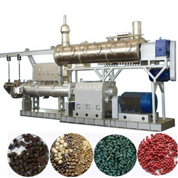 Automatic Farming Feed Extruder Making Machine Floating Fish Feed Machine Price
