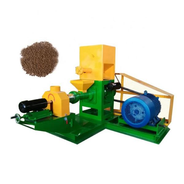 Fully Automatic Factory Supply Pet Dog Food Floating Fish Feed Making Machine Price