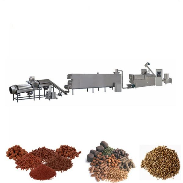 Fish Feed Processing Machine Large Output Fish Feed Production Line